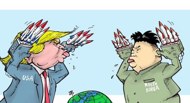 Truyện cười Kim Jong Un 1